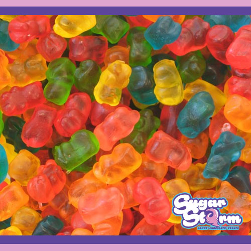 Mini Gummy Bears