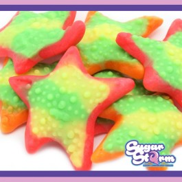 GUMMY TROPICAL STARFISH