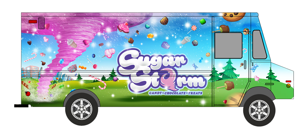 Sugar Storm Candy Store